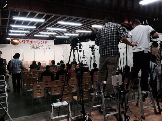 福島県知事選挙ニコ生